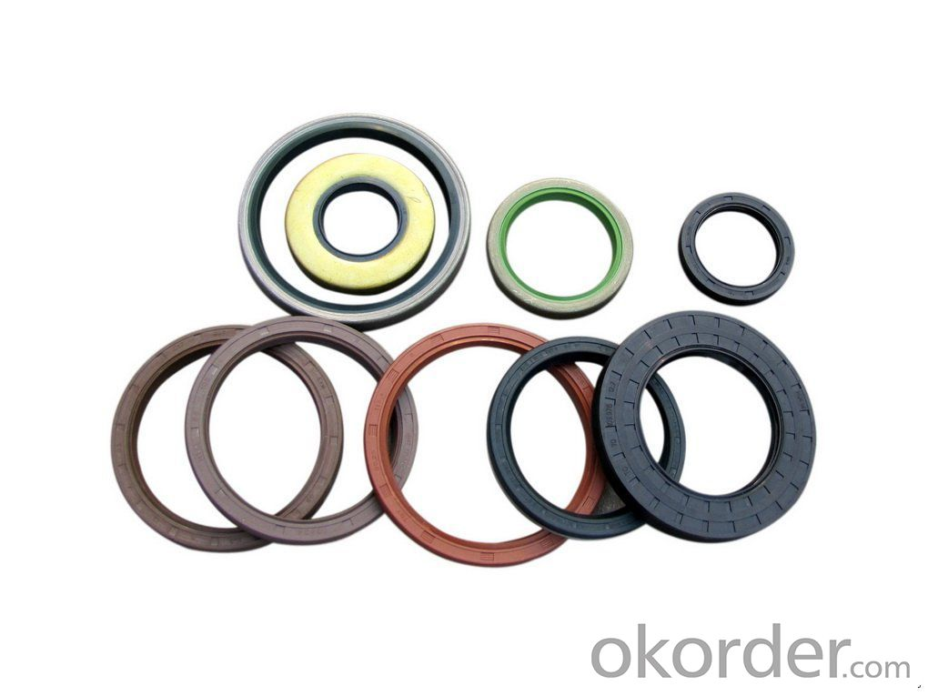Skeleton Oil Seal High Elongation, The Maximum Can Reach More Than 1000%
