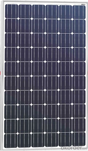 High  Efficiency Monocrystalline PV Module 250W-260W