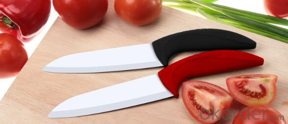 new style ceramic knife