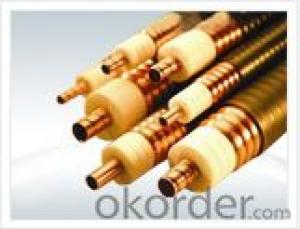 Coaxial RF cable