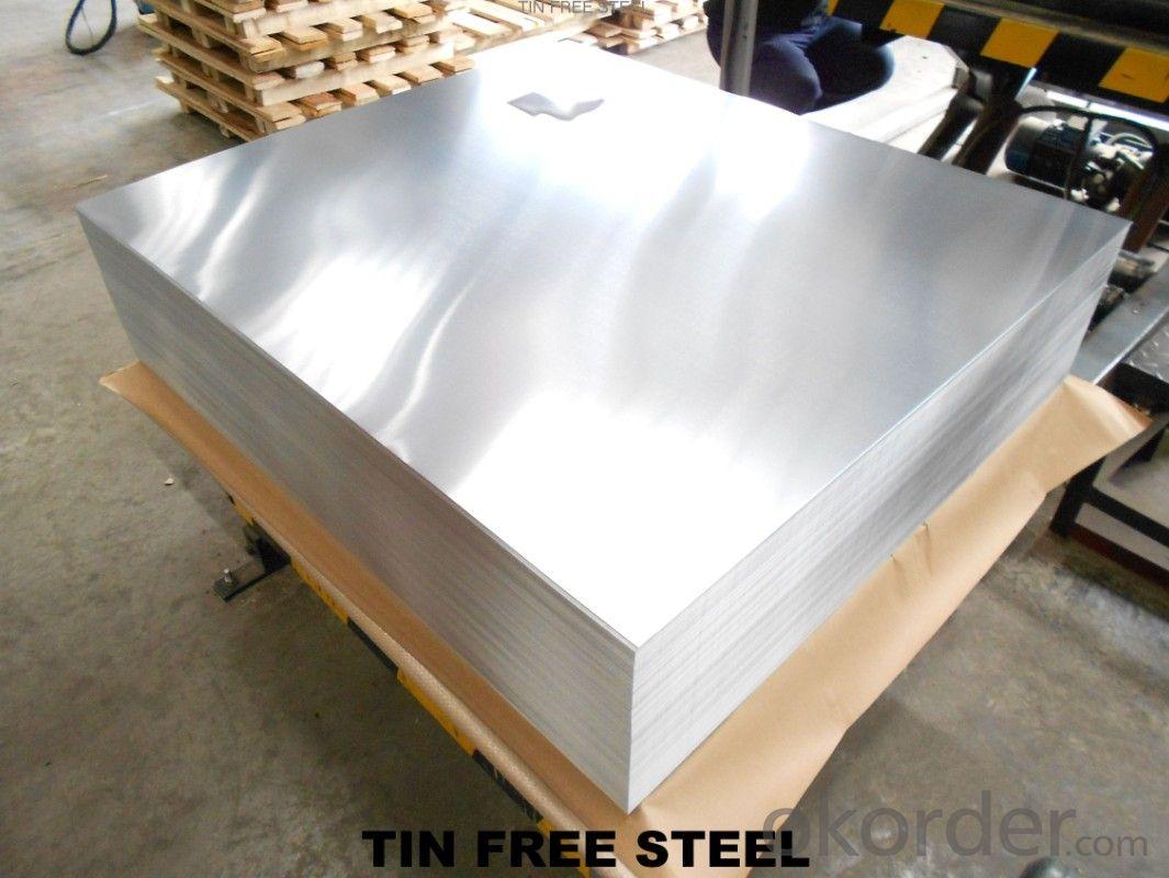 tin free steel