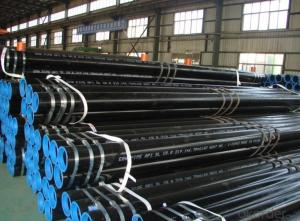 ERW STEEL BLACK PIPE