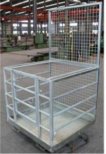 Forklift manned platforms--NK25E