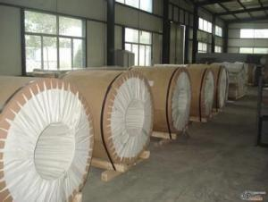 Mill finish alu coil