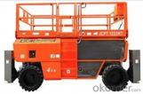 Self-Propelled Rough-Terrain Scissor lifts Serie II