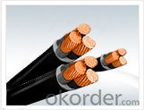 cross linked polyethylene insulated overhead cable