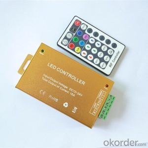 Aluminum RF 28 Keys RGB controller