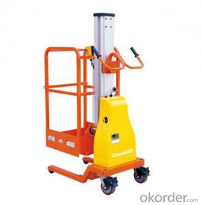 Mobile Aluminium Work Platform (single mast)-GTWY1000