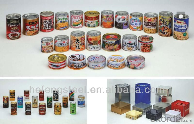 TIN FREE STEEL(MR GRADE)
