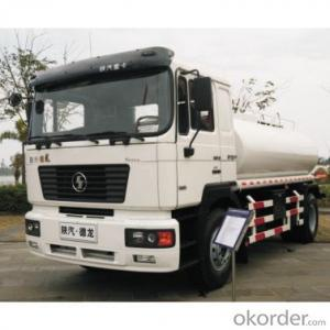 SHACMAN F2000 4X2 11000 LITERS FUEL TANK TRUCK