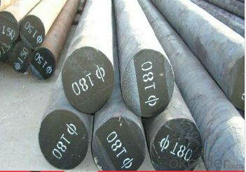 Spring Steel Round Bars Grade 55cr3