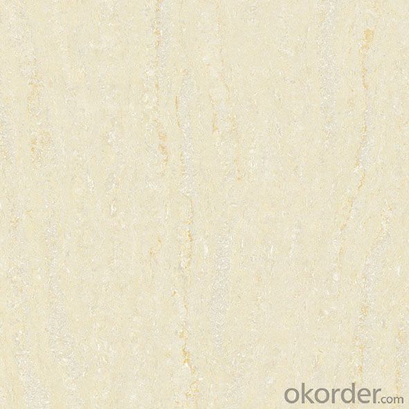 Polished Porcelain Floor Tile Navona Travertino Serie CMAX3602