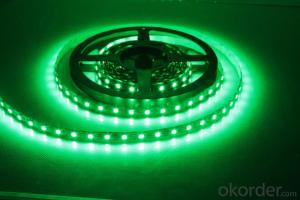 DC12V Led Strip Light waterproof green 5050