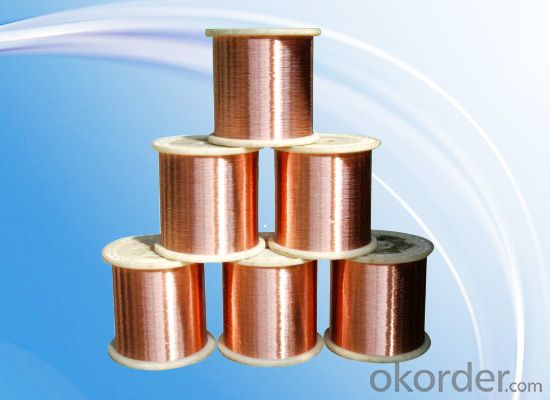 High Quality Oxygen Free Wire Roll