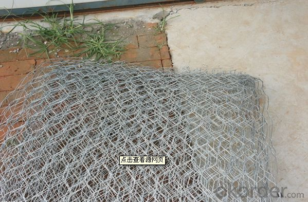 PVC Coated Gabion Box Mesh Steel Iron PE Coated Mesh All Sizes