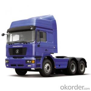 SHACMAN F2000 40 TONS 6X4 380HP TRACTOR TRUCK(PRIME MOVER)