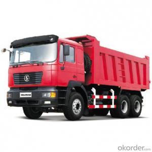 SHACMAN F2000 20 TONS 6X4 340HP Dump Truck(Tipper)