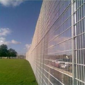 Galvanized Welded Security Fence