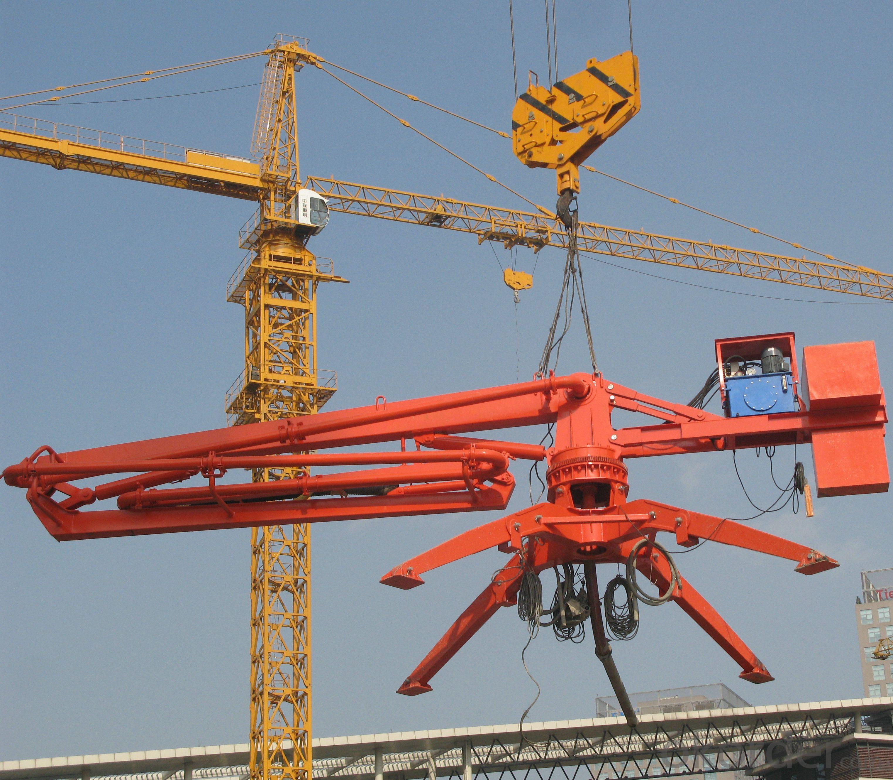 HGY17 Spider Concrete Distributor
