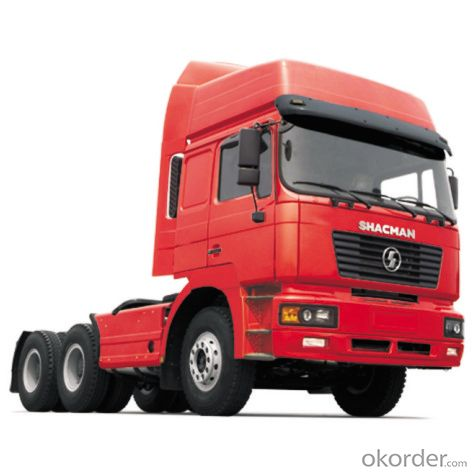 SHACMAN f2000 40 TONS 6X4 340HP TRACTOR TRUCK(PRIME MOVER)