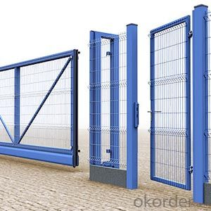 Industrial Fence High Strength