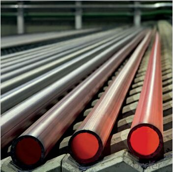 Black Carbon Seamless Steel Pipe for Structure 2.5