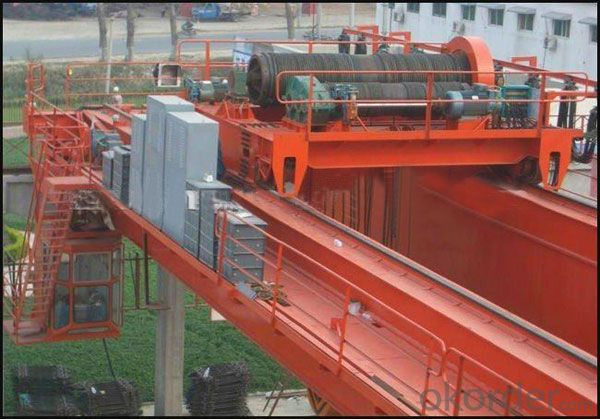 Superior Quality QY Insulation Overhead Crane