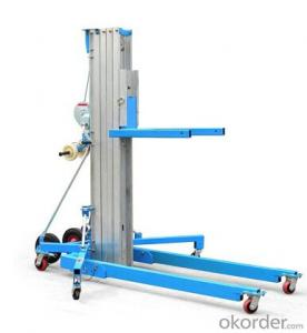 Hand Stacker Aluminum alloy material lift-LGA Series