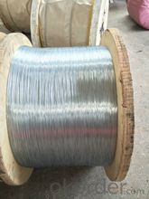 ACSR 3.05mm high carbon galvanized steel wire