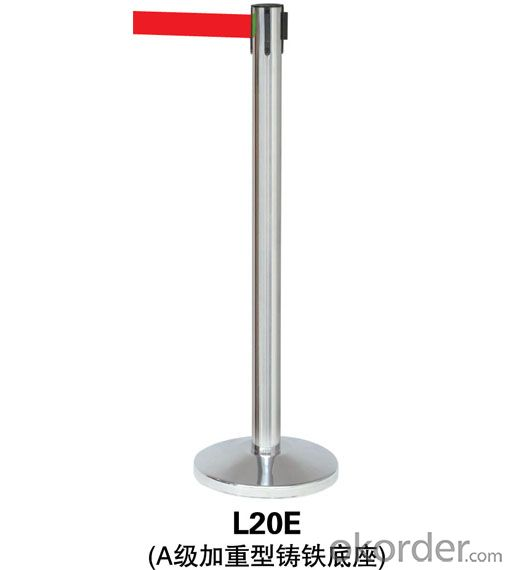 L20E Stainless Steel Stanchion Tubular Steel Railing