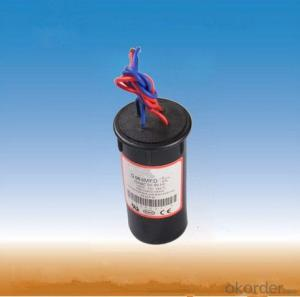 washing machine capacitors