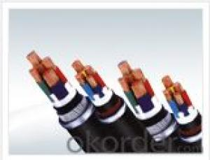 XLPE insulated PVC sheathed control cable