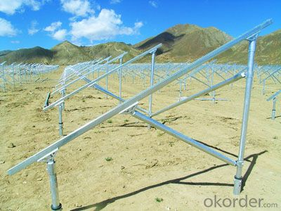 Solar Panel Monting System Adjustable Tri-Bracket 1#