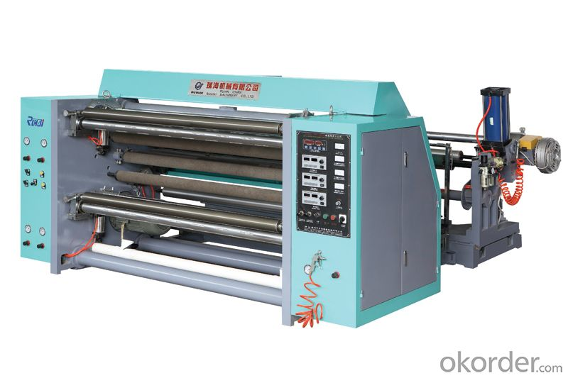 OPP Perforation Film Slitting Rewinding Machine