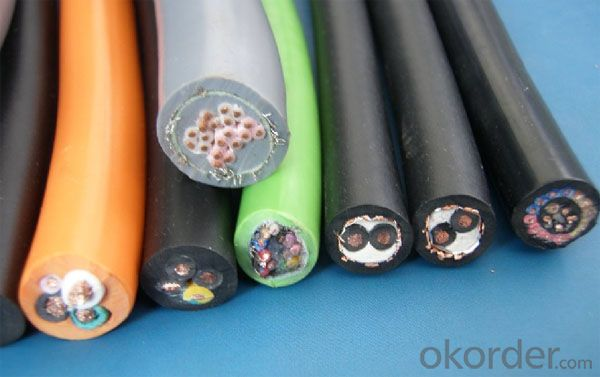 Aerial insulated Cable