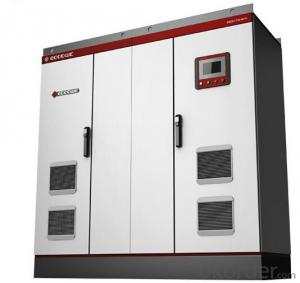 On grid solar inverter GW250K-MT