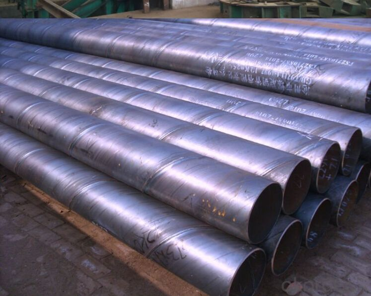 SSAW Steel Pipes 2