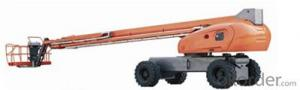 Self-Propelled Telescopic Boom Lifts-GTBZ40S/GTBZ42S