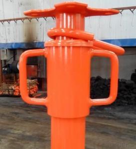 Galvanized Scaffolding Steel Props