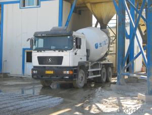 SHACMAN F3000 345HP 9 CUBIC METERS CONCRETE MIXER TRUCK