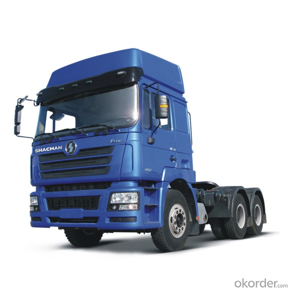 SHACMAN F3000 60 TONS 6X4 420HP TRACTOR TRUCK(PRIME MOVER)
