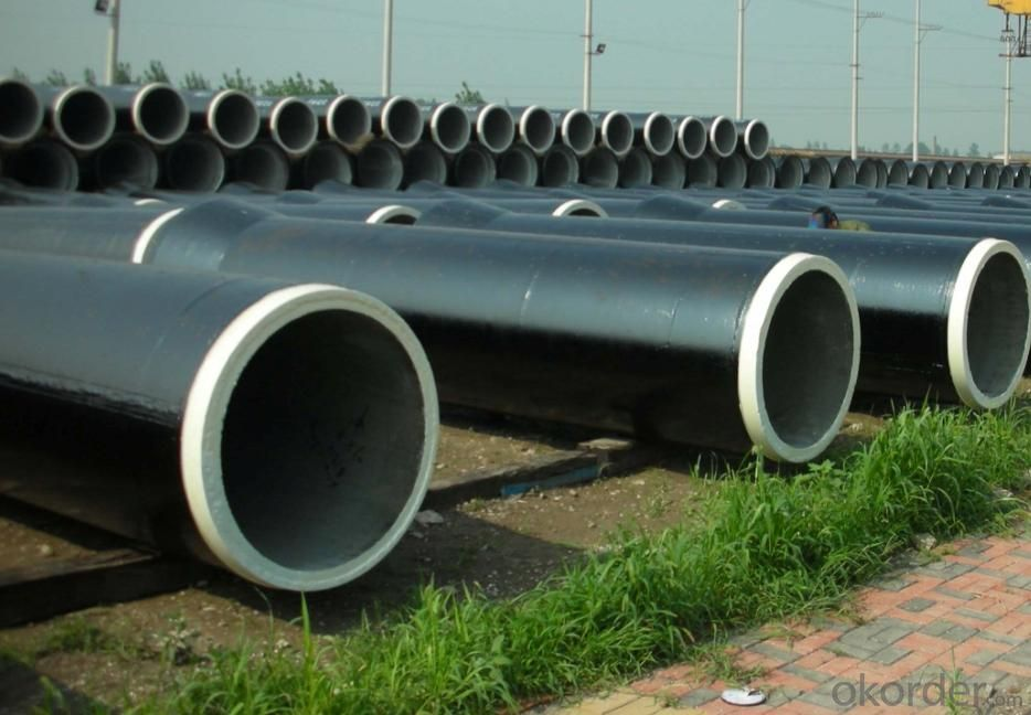 HIGH QUALITY 3PE COATED STEEL PIPE