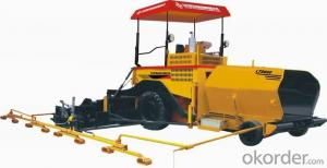 LTD600 WHEEL TYPE ASPHALT PAVER