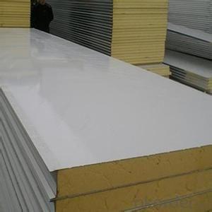 Polyurethane panel for prefab building