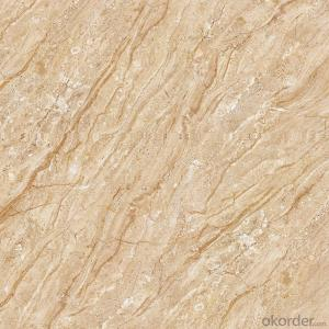 FULL POLISHED GLAZED PORCELAIN TILE 600 YDL6BB359
