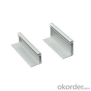 Solar aluminum alloy frame1576*808*40*28mm