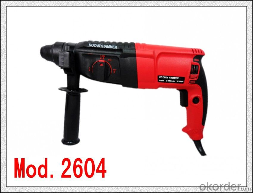 Three functions 26mm Hammer 2604