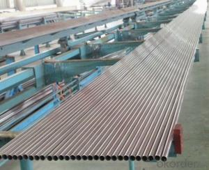 ASTM A106/53 Stainless Steel Welded Tube manufacturer for oil Pipe
