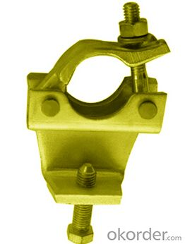 Scaffolding Steel Girder fittings clamps couplers
