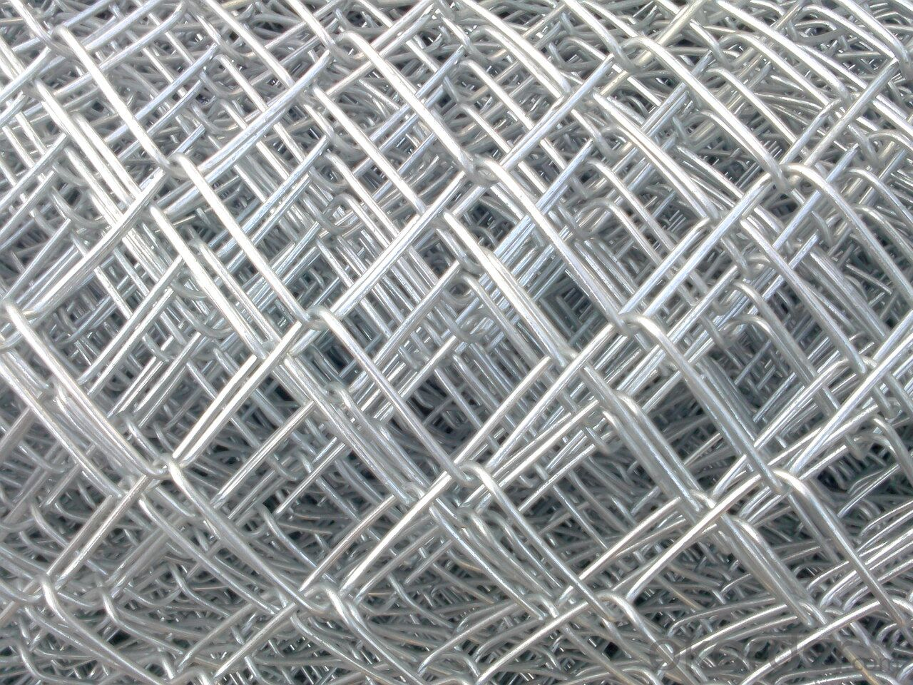 Buy High Quality Pvc Chain Link Mesh Roll Factory Price